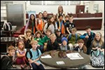 October 2017 – Lincoln Elementary Visits Premier Banks White Bear Lake Office