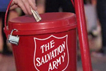 December 2017 – Salvation Army Kettle Counting